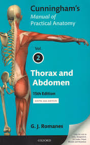 cunningham u0027s manual of practical anatomy volume 2 medical bookstore