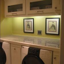 wall color track laundry room lighting home interiors
