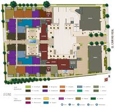 colonnade los altos apartment community site plan