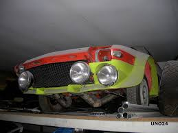 the abarth x1 9 prototipo stradale thread page 7 xweb forums v3