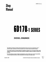 sa6d170e 1 turbocharger