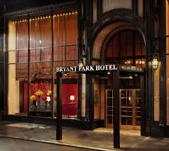 Chambre Style New York by Book The Bryant Park Hotel In New York Hotels Com