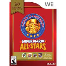 super mario all stars wii nintendo wii games best buy canada