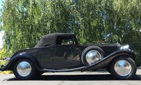 roll royce drophead file picture of 1933 20 25 rolls royce drophead coupe jpg wikipedia