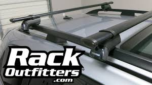 Ors Roof Racks by Yakima Timberline Core Bar Base Roof Rack Install And Review Youtube