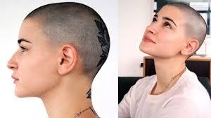 buzzcut haircut women buzz cut hair for women new buzz cut