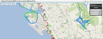 Sf Bart Map Maps Hike Stats And Transportation U2013 The San Francisco Bay Trail