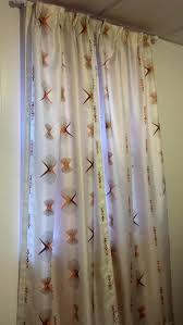 vintage curtains 5 vintage mid century modern curtain panels