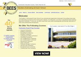 Construction Estimating Classes by Builders Estimating Bees Sarasota Construction