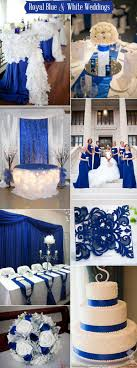 blue wedding ten prettiest shades of blue for 2017 wedding color ideas royal