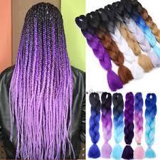 ombre kanekalon braiding hair ombre kanekalon braiding hair crochet box braids hairstyles hair