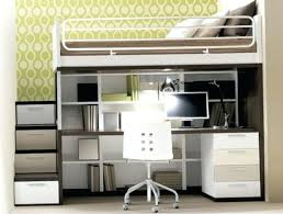 Bunk Bed Computer Desk Bed Desk Pictures Gallery Of Fascinating Bunk Bed With Desk
