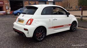 Fiat 500 Abarth White Abarth Fiat 500 595 White 2016