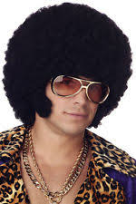 Halloween Costume Wigs Afro Costume Wigs Hair Ebay