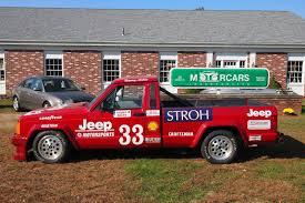 comanche jeep 2017 bangshift com 1988 jeep comanche scca