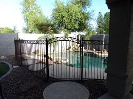 pool fence ideas landscaping gl safety architecture fascinating