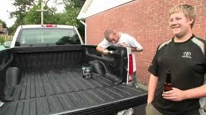 Ford Ranger Truck Bed Liner - diy bedliner by duplicolour youtube