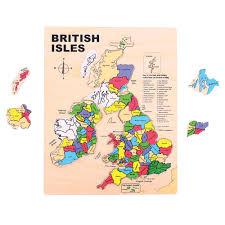 wooden toy maps clocks u0026 calendars