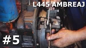 l445 reglare ambreaj priza putere hd 5 youtube