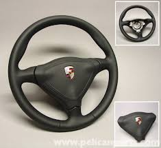 porsche steering wheel porsche 911 carrera steering wheel replacement 996 1998 2005