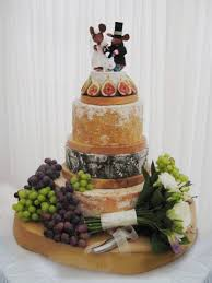 wedding cake of cheese tiered cheese cakes for special occassions weddings functions