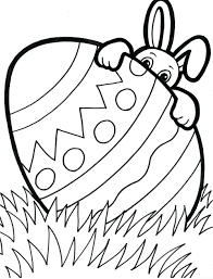 easter bunny coloring pages to print hard chocolate page pictures
