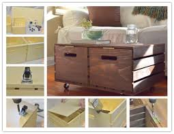 how to make diy wooden crate storage ottoman how to instructions