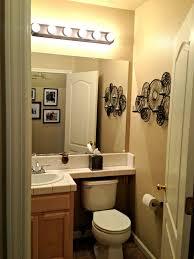 bathroom light fixtures for powder space traba homes