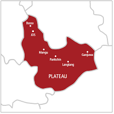 Map Of Nigerian States by The Violent Road Nigeria U0027s North Central Aoav