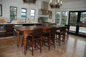 kitchen kitchen island table combination surprising image 96