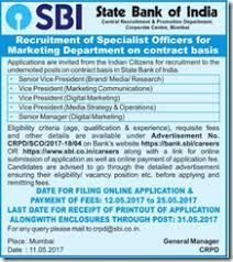 Sbi Online Help Desk Sbi Recruitment 2017 Apply Online 41 Jobs Vacancy Opening