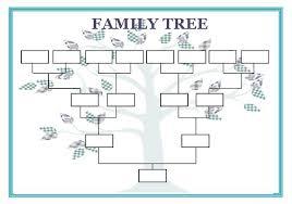 printable free family tree template editable family tree template online family tree templates editable