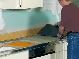 carreler une cuisine carrelage plan de travail pose plan travail borre carreler plan