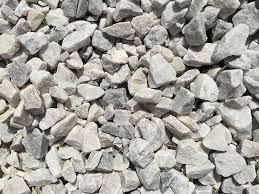 Grey Landscape Rock by White Marble Landscape Stone Kuert