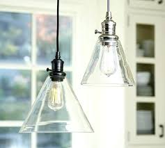 Blown Glass Pendant Lights New Rustic Glass Pendant Lights Thehappyhuntleys