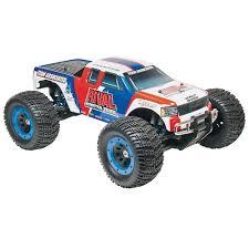 monster jam radio control trucks associated 1 8 rival monster truck 4wd rtr lipo combo