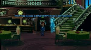 Tumbleweed Park Map Thimbleweed Park Pc Review Gamewatcher