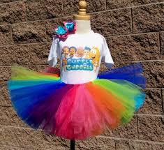 guppies birthday party guppies rainbow birthday party tutu