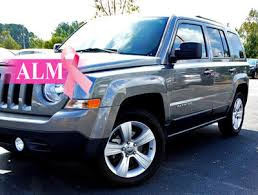 2014 jeep patriot blue 2014 used jeep patriot fwd 4dr latitude at atlanta luxury motors