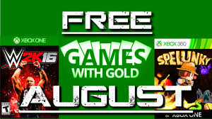 xbox live games with gold august 2016 warriors orochi 3 ultimate free games with gold august 2016 revealed youtube
