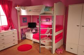 Loft Bed Designs For Girls Loft Beds For Teens Make Your Awesome Teen Bedroom Decor With