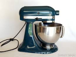kitchenaid mixer colors how to paint your kitchen aid mixer reality daydream