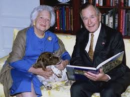 George H W Bush Date Of Birth Former President George H W Bush Celebrating 93rd Birthday Khou Com