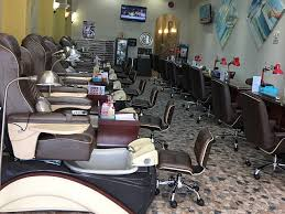 houston texas salons that specialize in enhancing gray hair crystal nail and spa nail salon in houston tx 77075