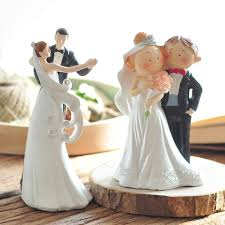 and groom cake toppers aliexpress buy birde and groom cake topper figurines