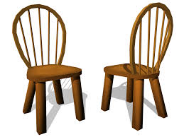 Wooden Chair Clipart Png Cartoon Chair Chair Cartoon Free Download Clip Art On 4