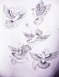 small dove tattoos tattoo collections