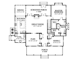 gilliam springs house plan 133106 design from allison ramsey