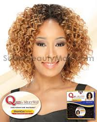 jheri curl weave hair milky way 100 human hair weave q lush curl 3pcs 9 99