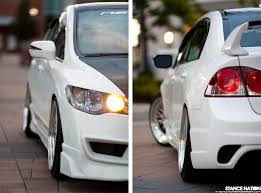 modified honda civic honda civic type r jdm style tuned from canada